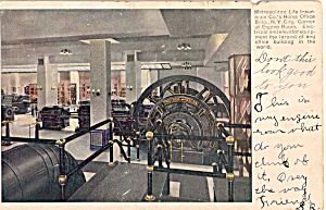 Electrical Elevator Equipment Metropolitan Life Bldg New York City p25521 (Image1)