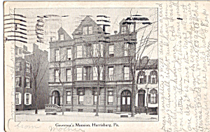 Governor's Mansion, Harrisburg, Pennsylvania (Image1)