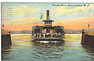 Camden Ferry Boat  Camden New Jersey p25559 (Image1)