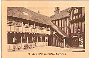 Leicester Hospital, Warwick, England (Image1)