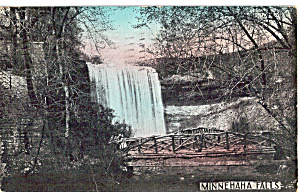 Minnehaha Falls, Minneapolis,Minnesota (Image1)