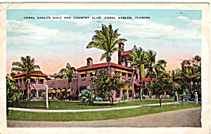 Coral Gables FL Golf and Country Club p25621 (Image1)