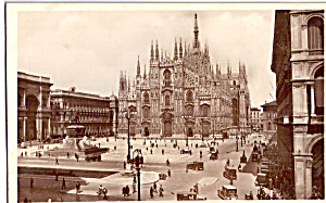 Milan Italy  The Square of the Duomo p25623 (Image1)