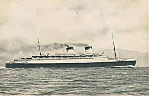 Conte Di Savoia Super Expresso de 50 000 Ton p25630 (Image1)