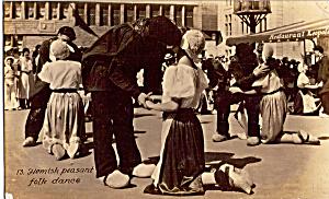 Flemish Peasant Folk Dance Picturesque Belgium p25641 (Image1)