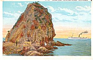 Sugar Loaf Catalina Island California p25648 (Image1)