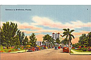 Entrance to Bradenton Florida p25720 (Image1)
