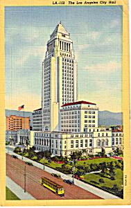 Los Angeles CA  City Hall p25743 (Image1)