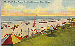 World Famous Beach Ellinor Village Florida p25756 (Image1)