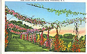 Rose Arbor, Roger Williams Park, Providence (Image1)
