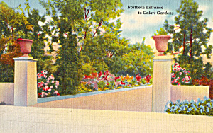 Northern Entrance to Calart Gardens, Providence (Image1)