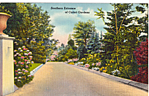 Southern Entrance to Calart Gardens, Providence (Image1)