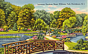 Japanese Gardens, Roger Williams Park, Providence (Image1)