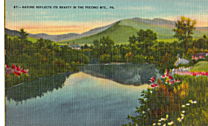 Reflected Beauty Poconos Pennsylvania p25812 (Image1)