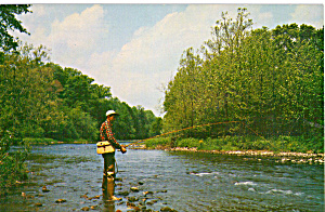 Fisherman with all His Paraphenalia p25815 (Image1)