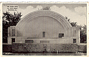 The Band Shell City Park Reading Pennsylvania P25839