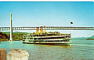 Hudson River Day Line Steamer Alexander Hamilton p25847 (Image1)