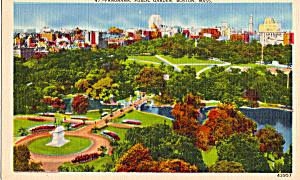 Panorama Public Garden Boston MA p25853 (Image1)