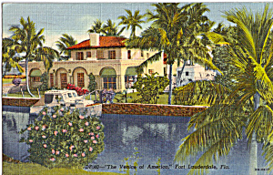 The Venice of America Ft Lauderdale Florida p25883 (Image1)