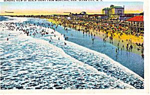 General View of Beach Front Ocean City NJ p25946 (Image1)