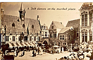 Folk Dances on the Market Place (Image1)