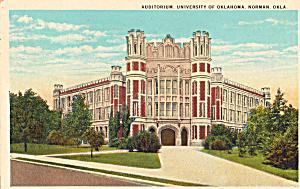 Auditorium University of Oklahoma Norman OK p25984 (Image1)