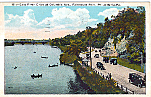 East River Drive at Columbia Ave Fairmount Park Philadelphia PA  p26005 (Image1)