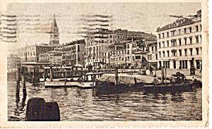 Venice,Italy, Riva degli Schiavoni (Image1)