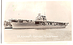 US Aircraft Carrier Yorktown CV-5 p26040 (Image1)