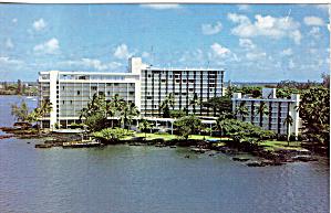 Naniloa Hotel Hawaii Postcard p26050 (Image1)