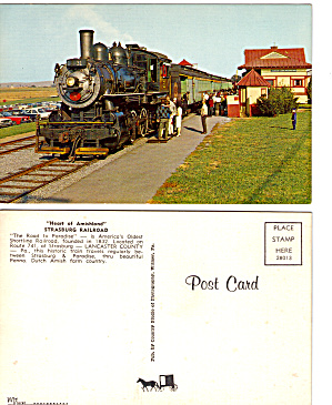 Strasburg Railroad p26052 (Image1)