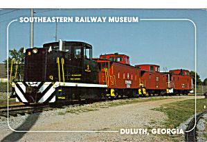 Southeastern Railway Museum Duluth Georgia p26053 (Image1)