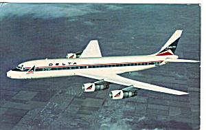 Delta DC-8 Fanjet p26056 (Image1)