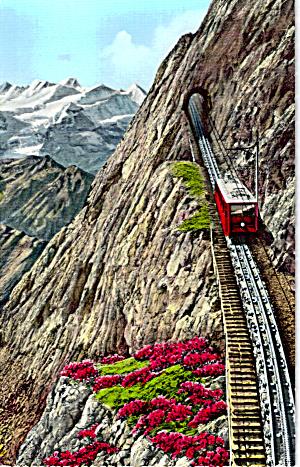 Pilatusbahn Incline Railway p26059 (Image1)