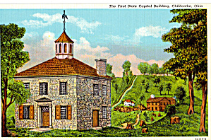The First State Capital Chillicothe, Ohio (Image1)