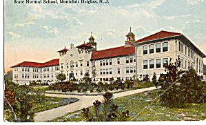 State Normal School Montclair New Jersey P26094