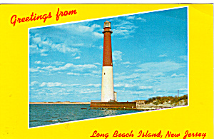 Barnegat Lighthouse, Long Beach Island, New Jersey (Image1)