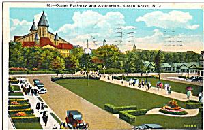 Ocean Pathway, Ocean Grove New Jersey (Image1)