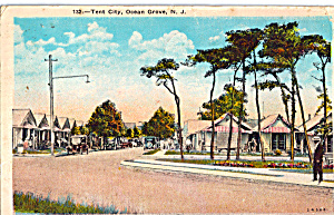 Tent City, Ocean Grove New Jersey (Image1)