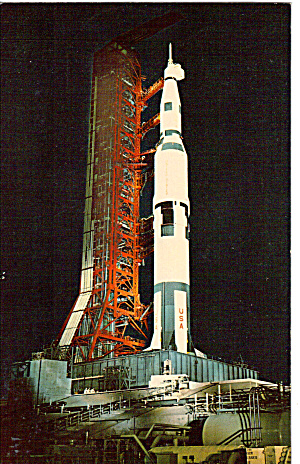 Apollo Saturn V on Complex 39 (Image1)