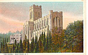 Cadet Chapel, West Point (Image1)