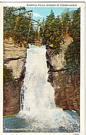 Bushkill Falls, Niagara of Pennsylvania (Image1)
