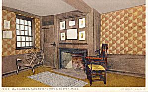 Ell Chamber Paul Revere House Boston Massachusetts p26224 (Image1)