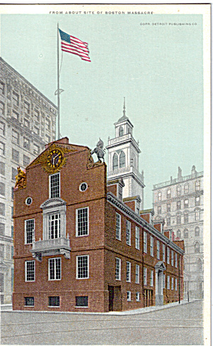 Old State House, Boston,Massachusetts (Image1)
