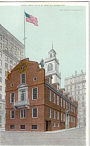 Old State House Boston Massachusetts p26232 (Image1)