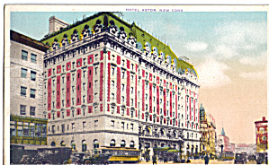 Hotel Astor, New York City (Image1)