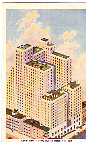Henry Hudson Hotel New York City P26266