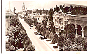 Balboa Park, San Diego, California (Image1)