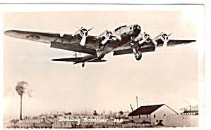 Boeing B-17 Bomber (Image1)