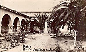 Mission San Diego de Alcala San Diego CA p26318 (Image1)